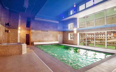 Letní speciál: Střední Čechy v exkluzivním hotelu LIONS s wellness neomezeně a polopenzí + varianta s 12 balneo procedurami