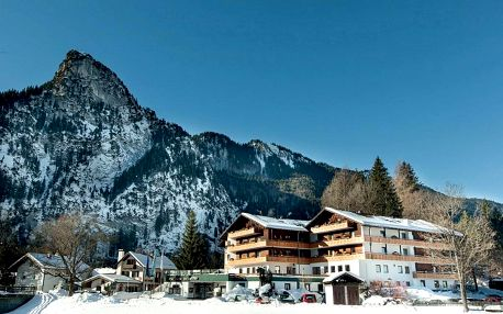 Německo - Garmisch-Partenkirchen na 5-8 dnů, polopenze