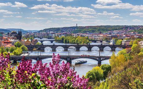 2–3 dny v pražském penzionu s možností wellness
