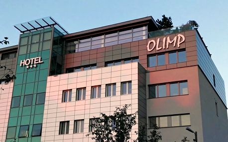 Polsko: Hotel Olimp Business & Spa