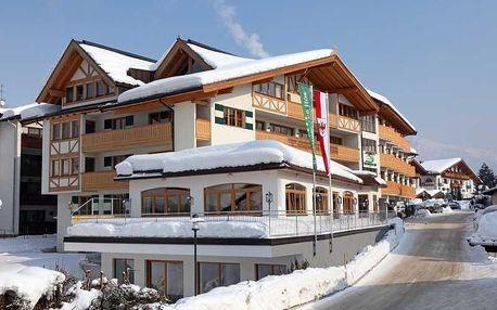 Rakousko - Kitzbühel / Mittersill na 3 až 4 dny, polopenze s dopravou vlastní
