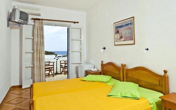 Dvoulůžkový pokoj 2A na 5 nocí, letecky, snídaně v ceně4
