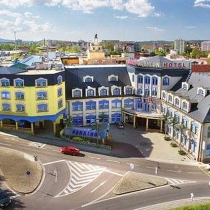 Liberec na 2-8 dnů, snídaně v ceně