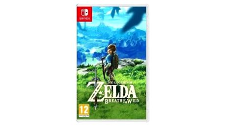 Nintendo SWITCH The Legend of Zelda: Breath of the Wild (NSS695)