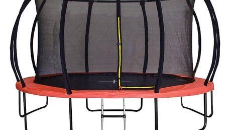 Marimex   Trampolína Marimex Premium 457 cm + vnitřní ochranná síť + schůdky ZDARMA   19000060
