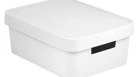 CURVER INFINITY 41554 Úložný box 11L - bílý
