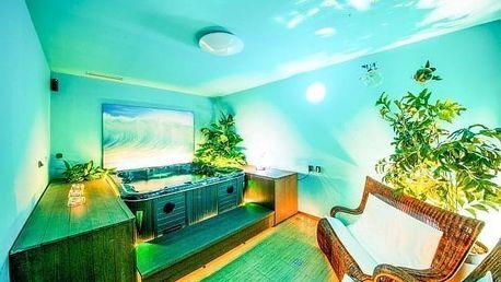 Praha: luxus v hotelu Modrá stodola **** s privátním wellness, večeří a snídaní