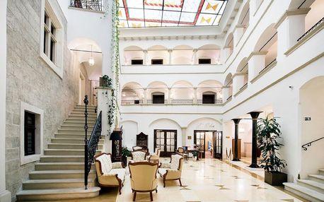 Romantický Hotel Arcadia, jehož pokoje pamatují 8.století