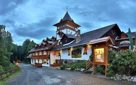 Poznejte okolí z rozhledny patřící Hotelu Křížový vrch