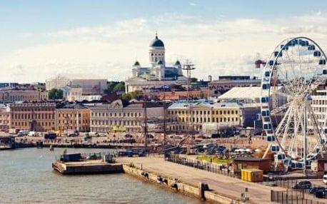 Expedice Pobaltím na 6 dní. Poznej krásy Litvy, Lotyšska, Estonska i Finska