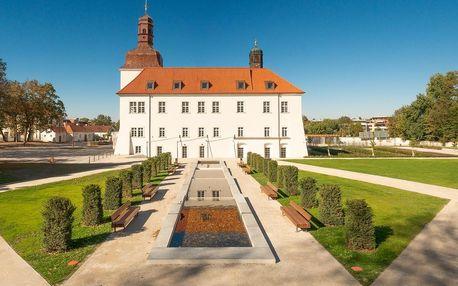 Chateau Clara Futura: Bydlete na zámku 21.století