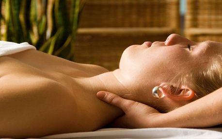 Relaxační balíček pro 1 osobu v salonu Merelin na Vinohradech