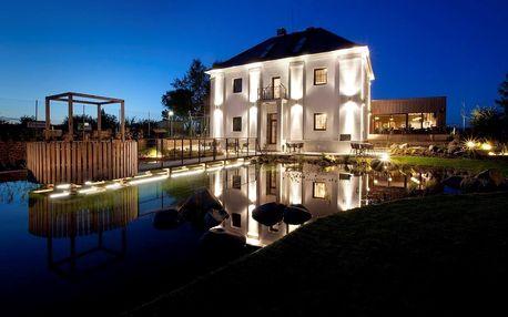 Pohodlí a luxus v penzionu Nový Rybník nedaleko zámku Dobříš
