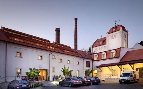 Hotel Kleis: Jedinečné prostředí pivovaru