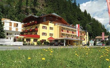 Rakousko - Kaprun - Zell am See na 4-8 dnů, polopenze