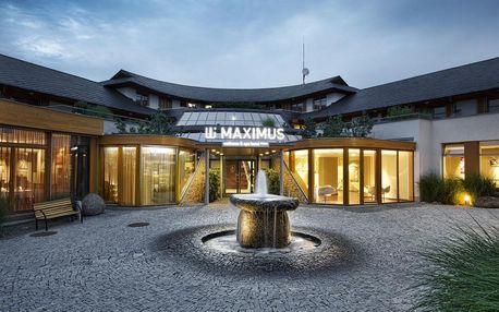 Hotel Maximus: Jeden z první hotelů v ČR postavený podle filozofie Feng Shui