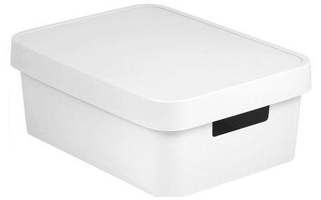 CURVER INFINITY Úložný box 11L - bílý