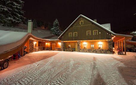 Rezidence Buffalo: Chata nad údolím u Labské přehrady