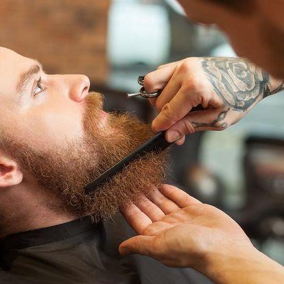 Pánská péče v barbershopu: základní i all inclusive