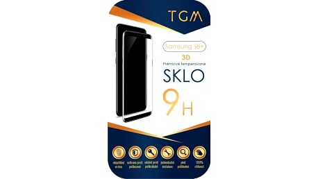 TGM 3D pro Samsung Galaxy S8+ černé (TGM-SM-S8P)