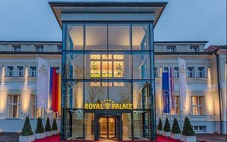 Královský ROYAL SPA pobyt v 5* hotelu Royal Palace v Zlatých lázních Turčianske Teplice