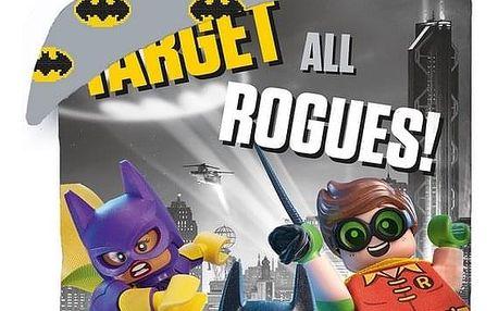 Halantex Povlečení Lego Batman Movie 140x200 70x90