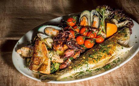 20% sleva na veškerá jídla a pití v balkánské restauraci Singidunum