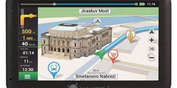 Navigační systém GPS Navitel MS400 černá