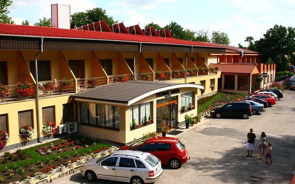 Akční pobyt Hotel Thermal Varga - Velký Meder - polopenze a termální koupaliště