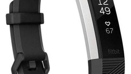 Fitbit Alta HR small - Black (FB408SBKS-EU)