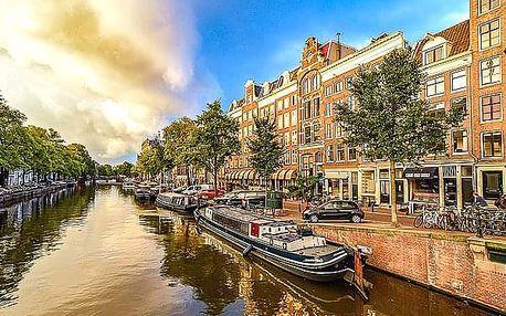 Amsterdam a Keukenhof, největší květinový park v Evropě: 3denní víkendový výlet z Prahy pro 1 osobu.