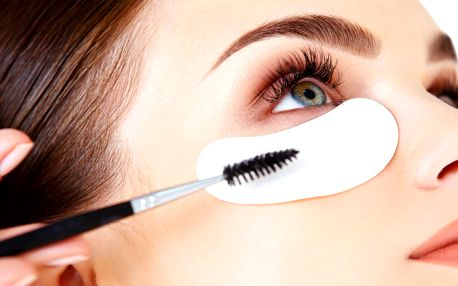 Lash lifting a lash botox pro krásné řasy