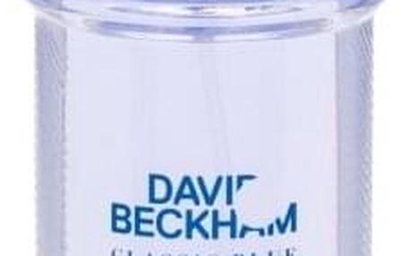 David Beckham Classic Blue 60 ml toaletní voda pro muže