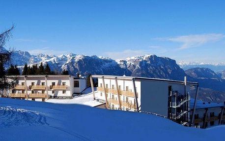 Itálie - Monte Bondone na 8 dnů, polopenze