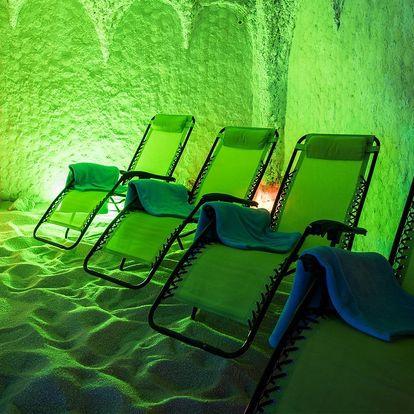 Solná jeskyně: jednorázový vstup či permanentka