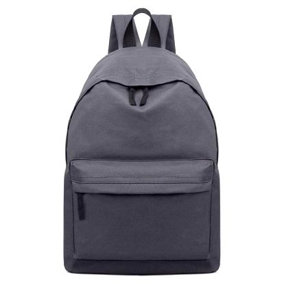 Dámský šedý batoh Libra 1401