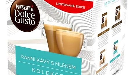Kapsle pro espressa Nescafé Dolce Gusto Morning Mix 152g