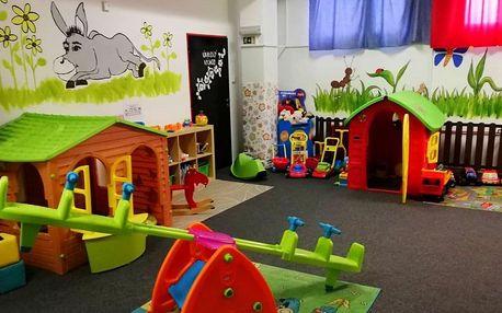 Vstup do dětské herny Prckův ráj pro 1 i 2 děti