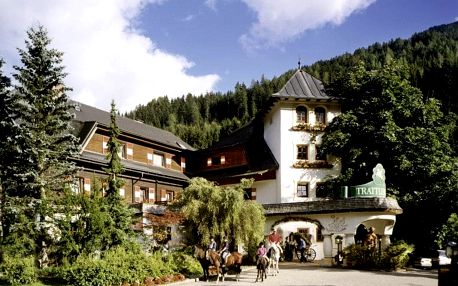 Rakousko - Bad Kleinkirchheim na 4 dny, polopenze s dopravou vlastní