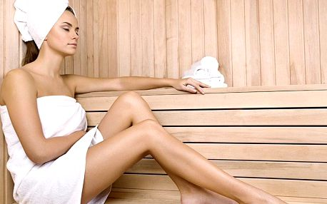 Permanentka do saunového světa v Daily Fitness
