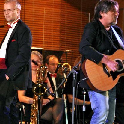 Koncert skupiny Kamelot a Romana Horkého v Redutě