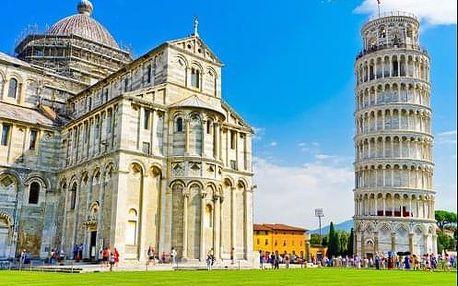 Cestování po Toskánsku na 5 dní s návštěvou Cinque Terre, Pisa, San Gimignano