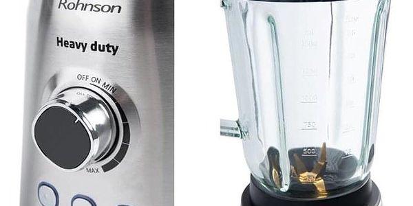 Stolní mixér ROHNSON R-583 stříbrný2