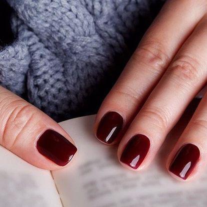 Vaše ruce, vaše chlouba: nové gelové nehty
