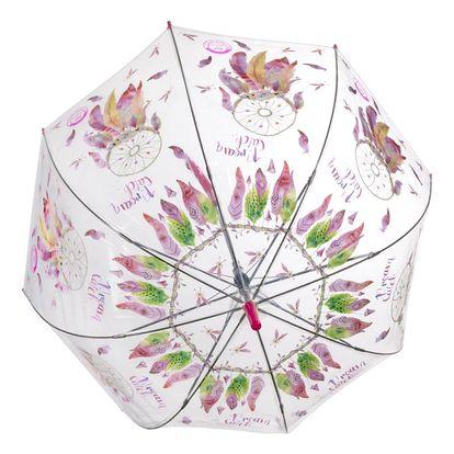 Deštník Lovec snů průhledný