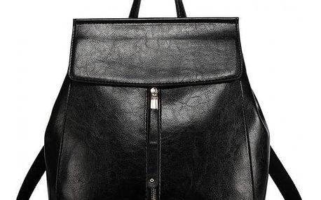 Dámský černý batoh Trinity 6833