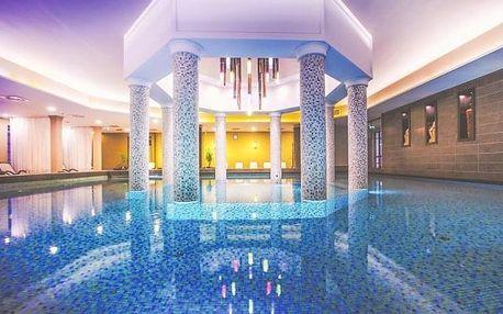 Bük luxusně v Caramell Premium Resortu **** s neomezeným wellness a polopenzí