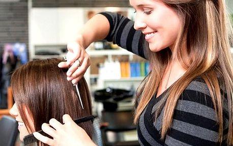 Kadeřnické balíčky pro krátké i dlouhé vlasy: střih, barva nebo melír, arganový zábal, masáž.