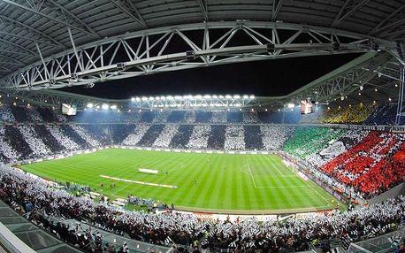 Zájezd na italskou fotbalovou ligu Serie A