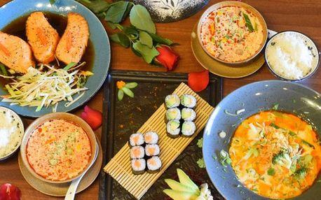 Tip na romantické menu: vietnamsko-thajské menu pro 2